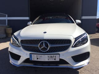 Mercedes-Benz Clase C COUPE