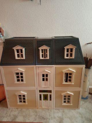 Casa de muñecas Victoriana