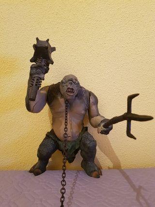 Troll de las cavernas - El señor de los anillos.
