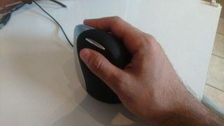Ratón ergonómico evoluent USB