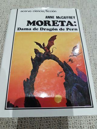 Moreta: Dama de dragón de Pern