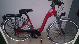bicicleta de paseo orbea leisure