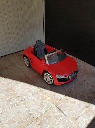 Audi R8 eléctrico 12v