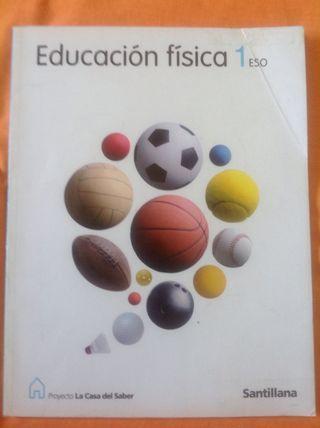 LIBROS de TEXTO Educación Física 1° ESO