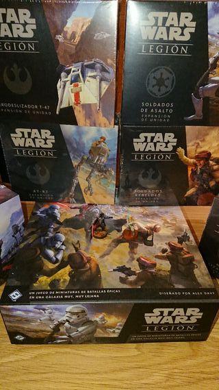 Star Wars Legion lote