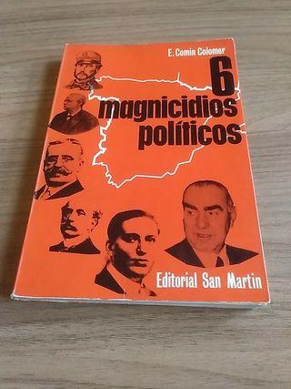 6 Magnicidios políticos