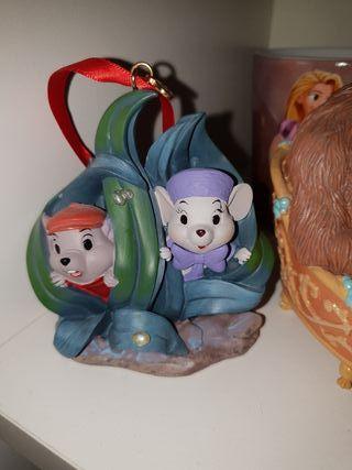 disney figura de los rescatadores ornament