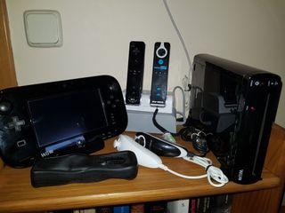 Wii U con extras