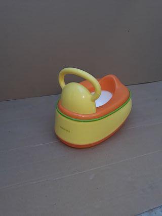baño de aprendizaje para niñ@s