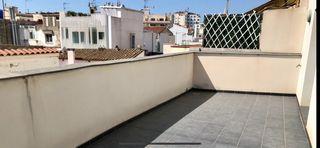 Estudio con terraza en Sitges centro
