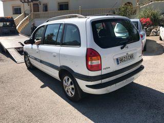 Opel Zafira 2.0 dti 7 plazas aut