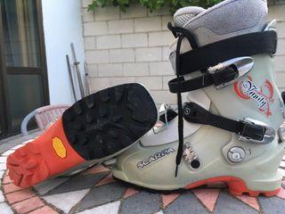 diseño distintivo elige genuino nuevo estilo de botas ski