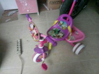 triciclo niñas