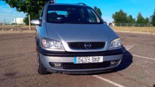 Opel Zafira 2001 diesel