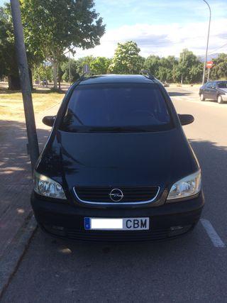 Opel Zafira Elegance 2.2