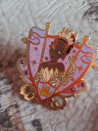 pin disney tiana