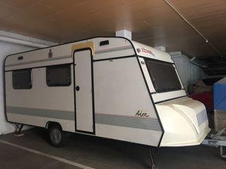 Caravana Hergo Alce 1993
