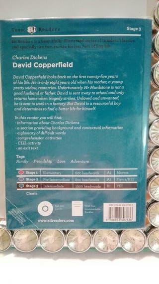 Lectura en inglés David Copperfield