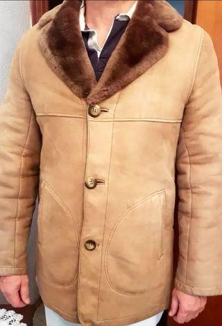 nuevo estilo 86656 9ece2 abrigo piel borrego hombre ropa br7c7e35c - breakfreeweb.com