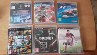 juego para PlayStation 3