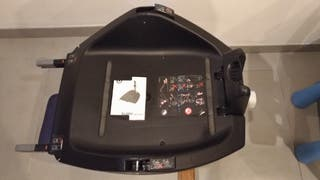 Base Isofix Concord Airfix