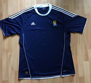 Adidas Scotland 2011 shirt XXL