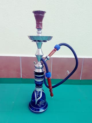 Cachimba shisha pipa de agua narguila