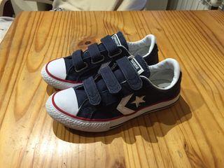 Zapatillas converse all star niño niña