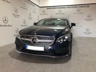Mercedes-Benz Clase CLS 350 BLUETEC
