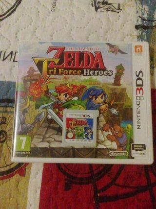 Juegos Zelda