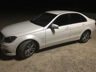 Mercedes-benz Clase C 2011
