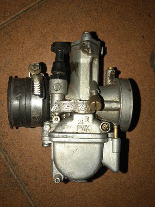 Carburador pwk 24 keihin