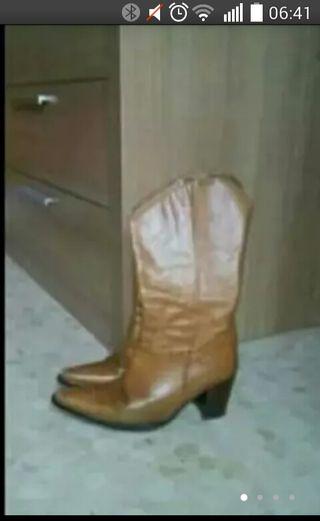 botas camperas