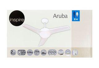 Ventilador ARUBA Leroy Merlín