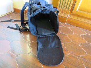 Bolsa-mochila de transporte para perros y gatos