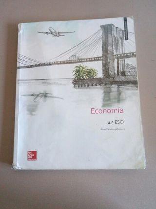 Libro Economía 4ESO