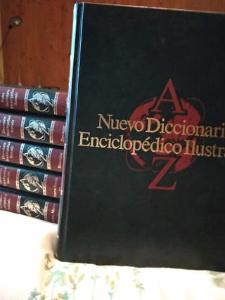 Diccionario enciclopédico ilustrado