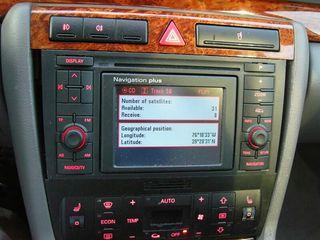 navegador Audi A6