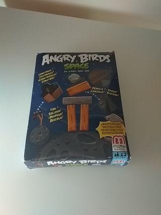 Construcción Angry Birds