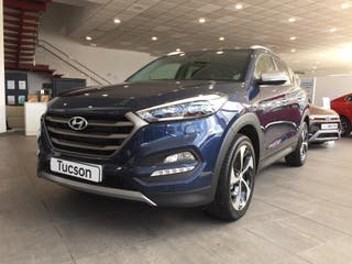 Hyundai Tucson 2.0 CRDi 100kW (136CV) Kosmo 4x4