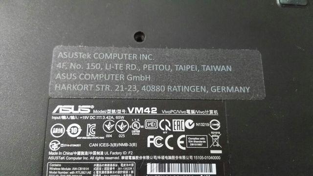 Mini PC Sobremesa Asus Vivo VM42