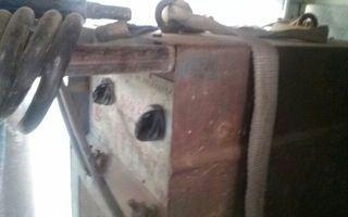 maquina de soldar a trifasico antigua