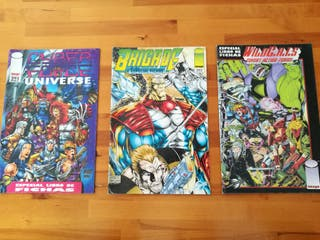 Comics fichas image