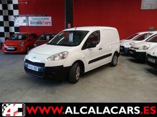 Peugeot Partner 2014 (6550-HVL)