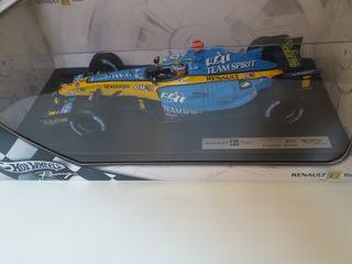 Fernando Alonso F1 R 25 escala 1:18