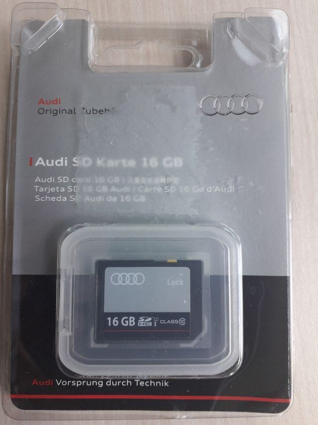 AUDI tarjeta SD 16GB