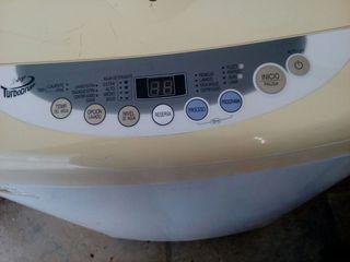 Lavadora Fuzzy Logic de 8 kilos