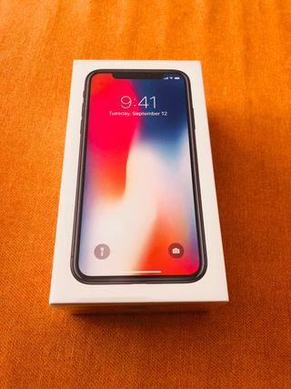 iPhone X 256GB NUEVO