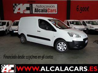 Peugeot Partner 2014 (2468-HVR)