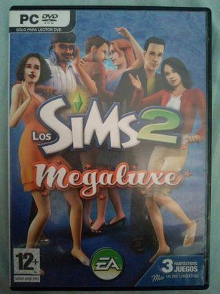 Sims 2 Megalux Universitarios y Abren Negocios